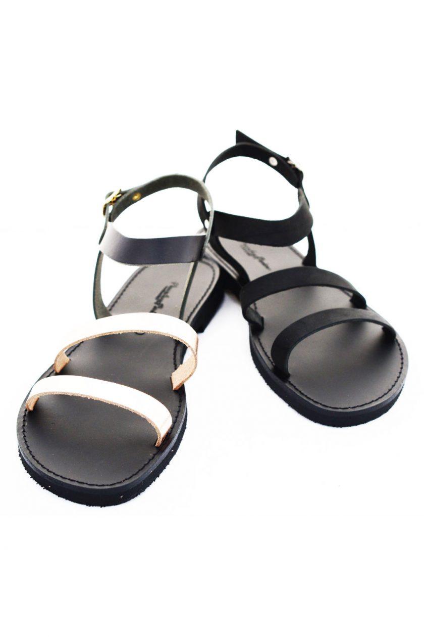 Sandale cu talpă joasă FUNKY CHIC